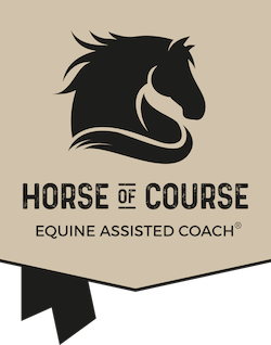 Horse of Course Coaching Logo